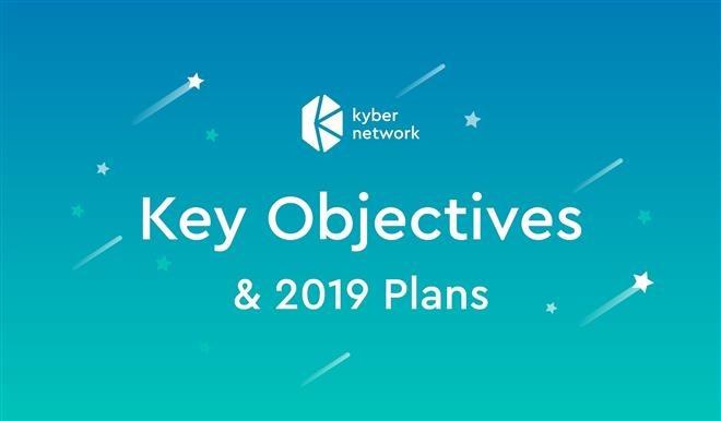 Kyber Network 2019 roadmap