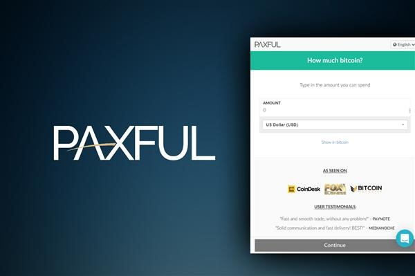 paxful fees increase