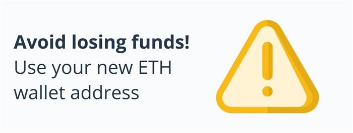 cex new ethereum address