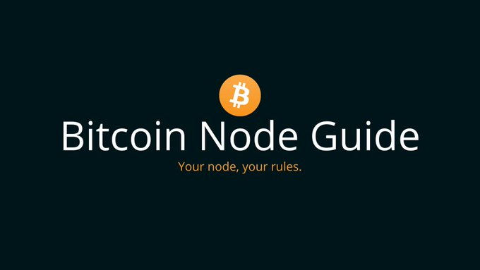 bitcoin node guide