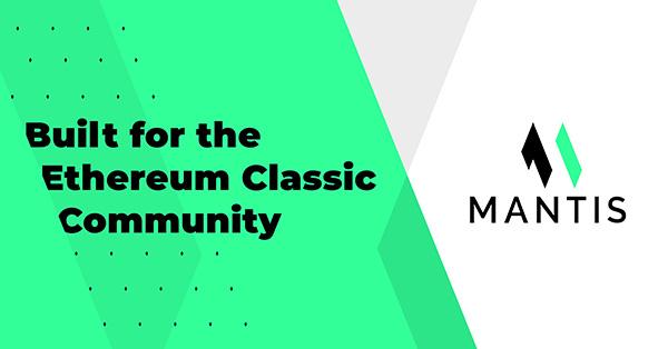 ethereum classic mantis